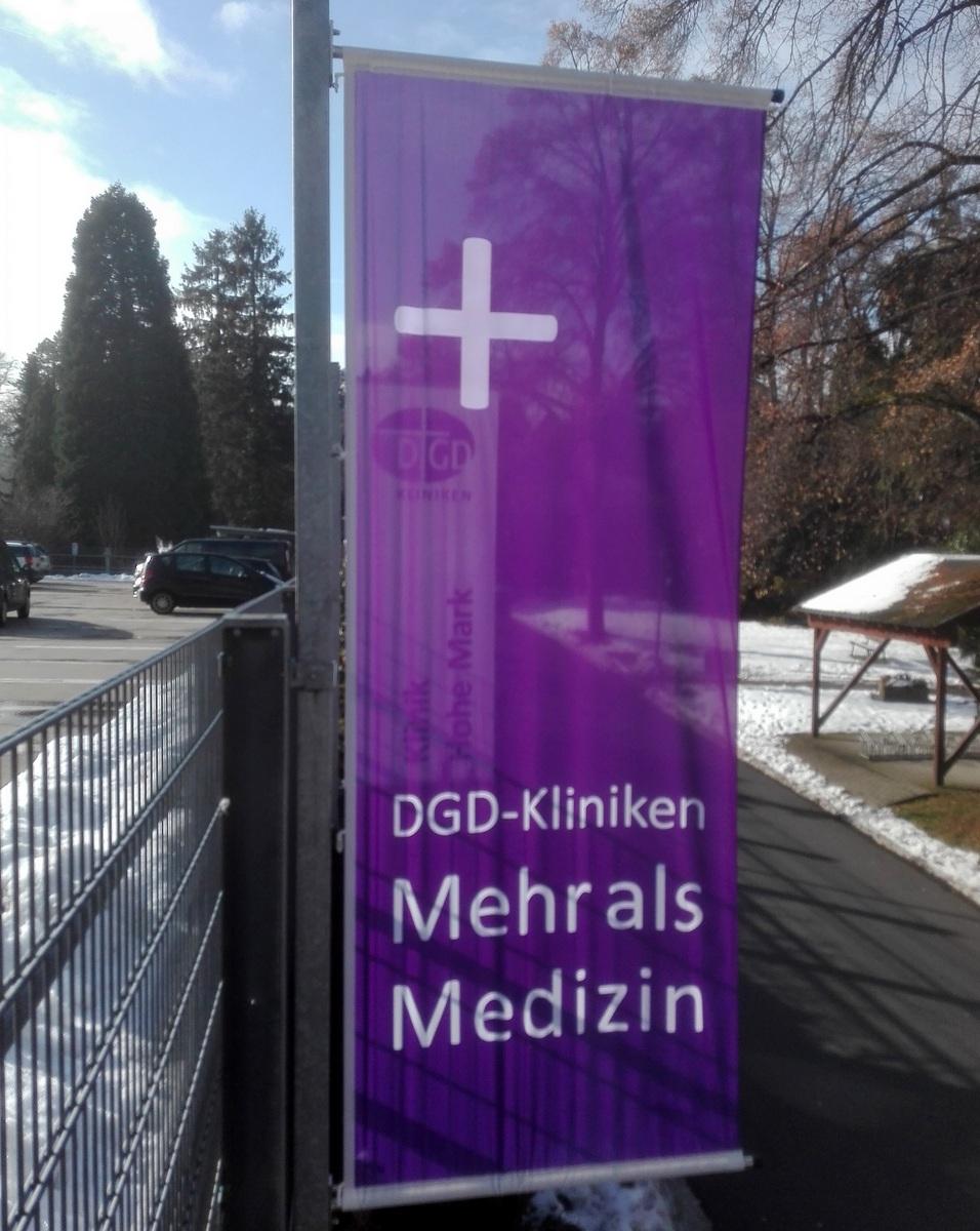 Jeder Mensch braucht Herzlichkeit!  Die DGD-Kliniken in Haus Sonne der Klinik Hohe Mark