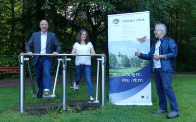 DGD-Klinik Hohe Mark: Bewegung trifft Kultur