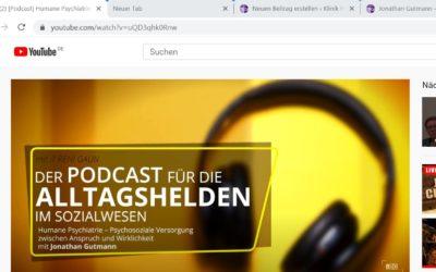 "Jonathan Gutmann – Klinik Hohe Mark – im Interview: ""Humane Psychiatrie"