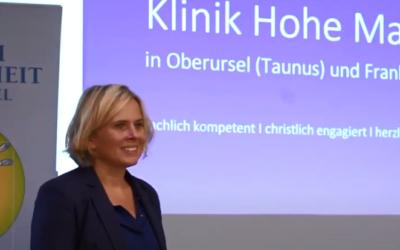 Klinik Hohe Mark: Am Anfang braucht's Mut – für den Alkoholentzug!
