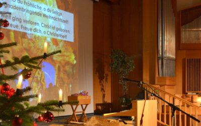 Klinik Hohe Mark Adventskalender: 19. Dezember 2020