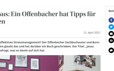 Klinik Hohe Mark: Interview mit Psychiatriefachpfleger Jonathan Gutmann