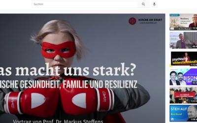 Klinik Hohe Mark: Chefarzt Prof. Markus Steffens über Psychische Gesundheit, Familie und Resilienz