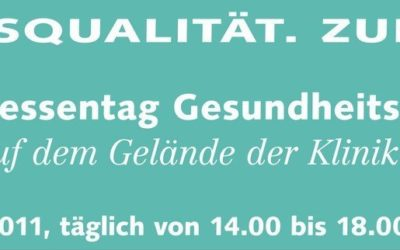 Klinik Hohe Mark: Schöne Erinnerungen an den Oberurseler Hessentag 2011