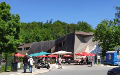 Klinik Hohe Mark: Corona-AG-Schnelltestzentrum vor der Haustür!